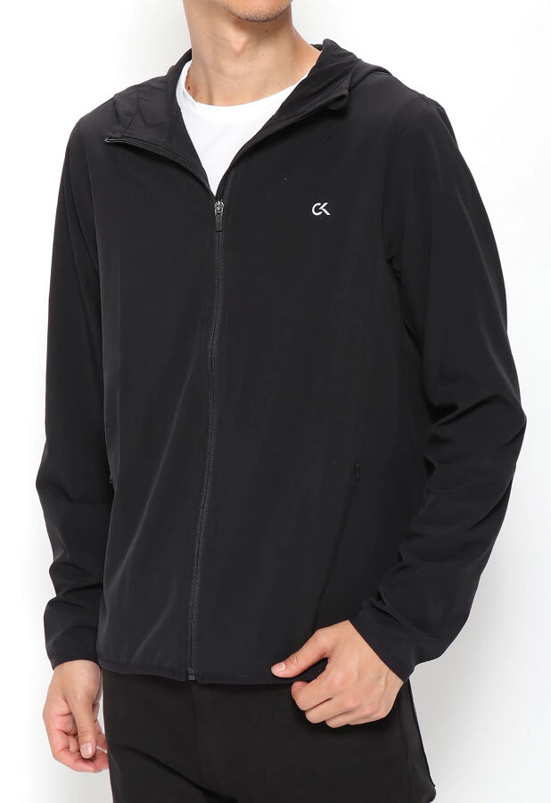 Linear Logo Windjacket 2