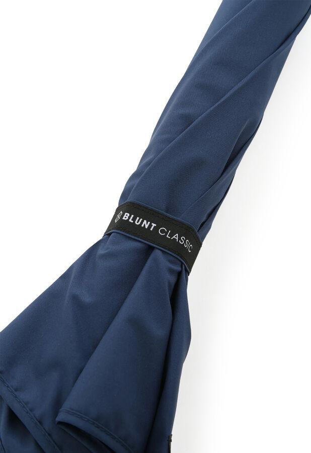 BLUNT(ブラント)長傘/手開き/ストレートハンドル/ストラップ付/耐風/65cm CLASSIC 2.0 NAVY 3