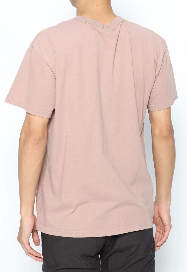 UNDECORATED/アンデコレイテッド オーガニックコットンTシャツ 3