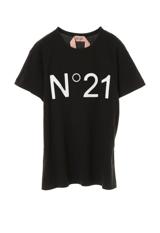 ヌメロヴェントゥーノ ロゴTシャツ ウォッシャブル 22