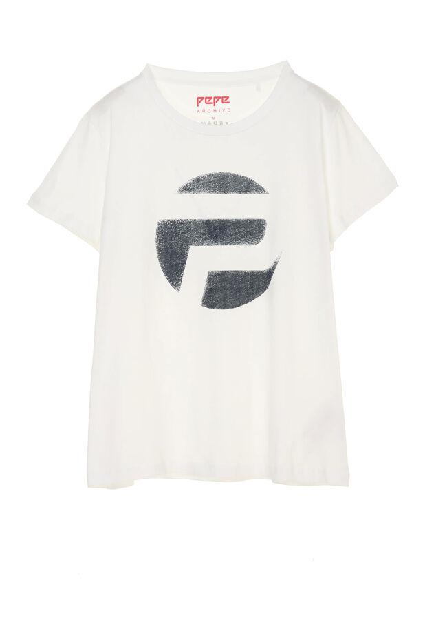 45thロゴプリントTシャツ 16