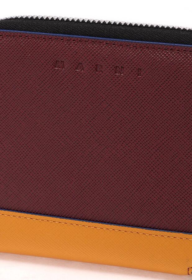 MARNI / マルニ Zip Wallet 4