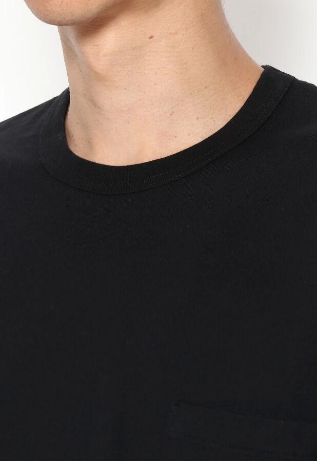 LONG SLEEVES T-SHIRT KUON クオン ロングスリーブ ティーシャツ Tシャツ ルーズフィット 4