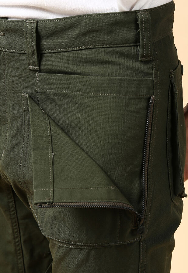 W POCKET TAPERED PANTS 7