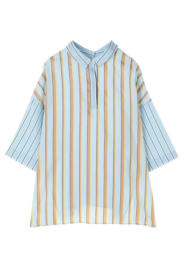 STRIPE SHORT SLEEVE SHIRT 60