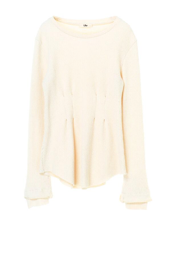 ウーア タックロングTシャツ 1