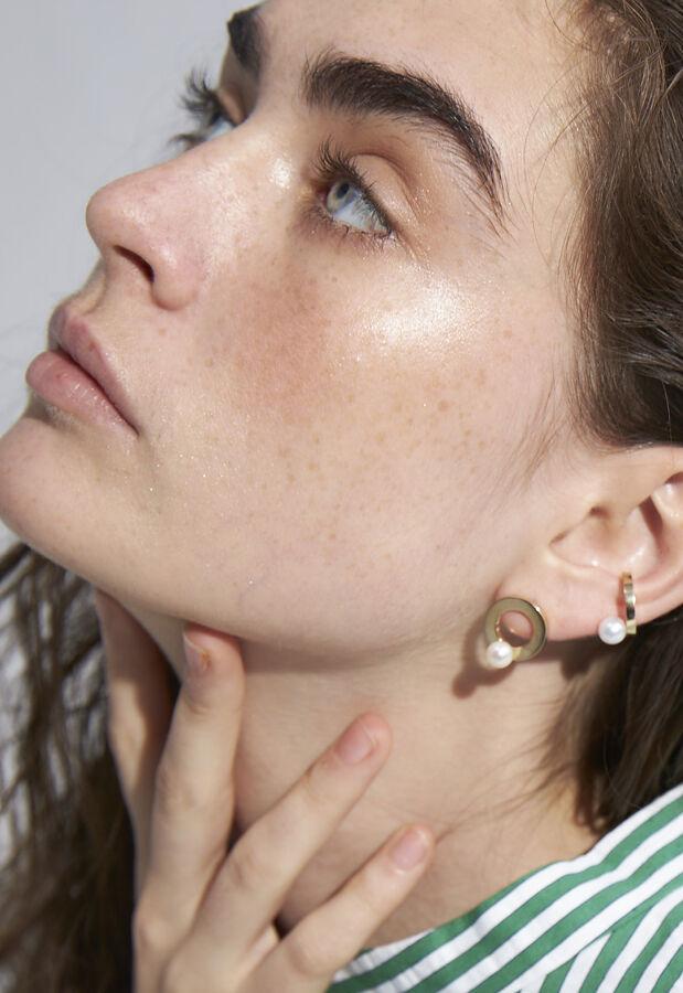 loin. /pierced earring 《pearl》(片耳) 6