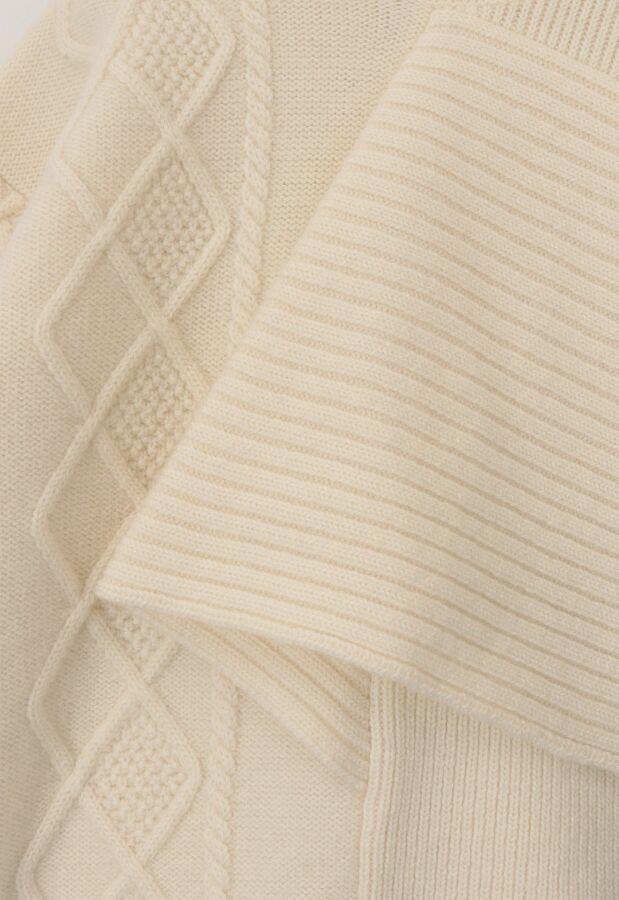 アキラナカ Eric knit PO WHBK 6