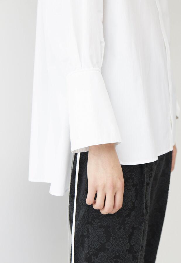 アローブ Side Slit Shirt 8