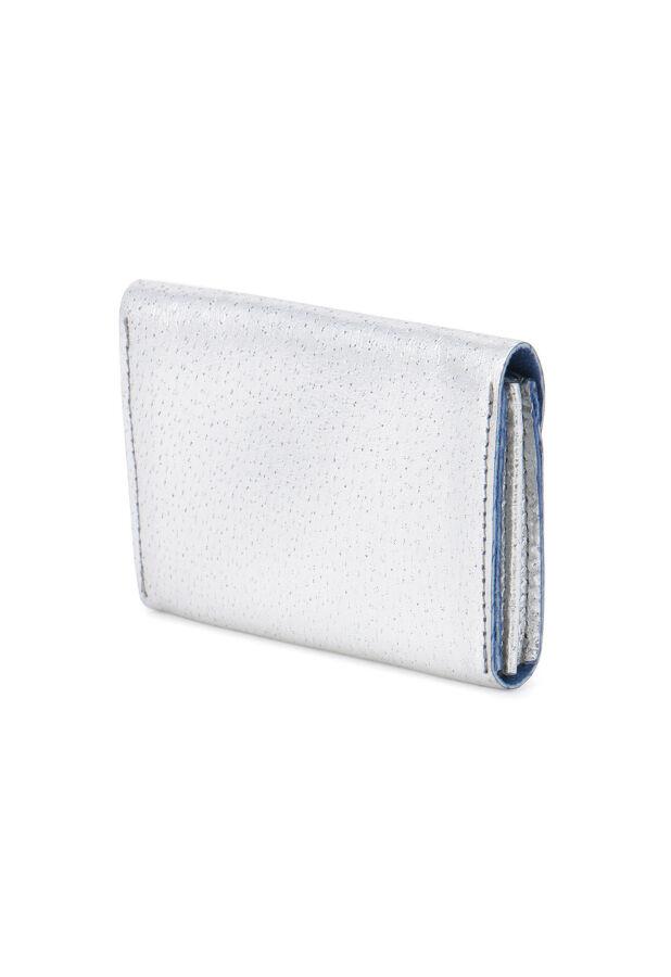 ピッグスキン メタリック カードケース 2