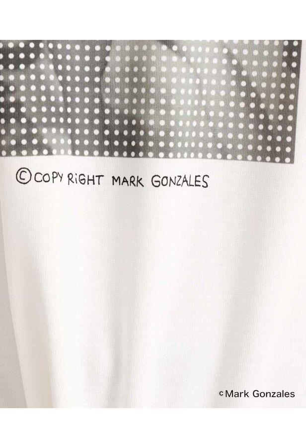 【Mark Gonzales/マークゴンザレス×MKオム】コラボVネックカットソー【2021SSコラボ企画】 15