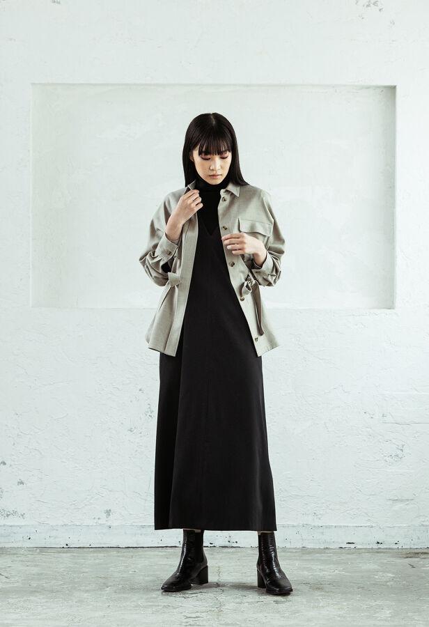 《大草直子さんコラボ【OWN】2nd Collection》2wayワンピース 15
