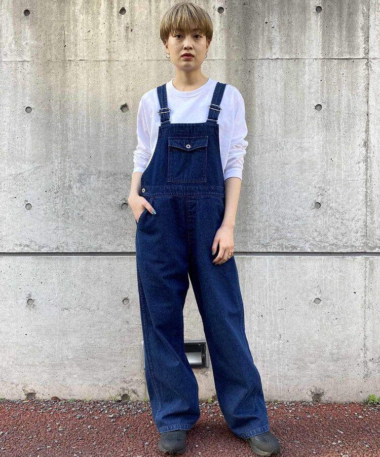 【Kanoco x JOHNBULL】コラボレーションデニムオーバーオール 6