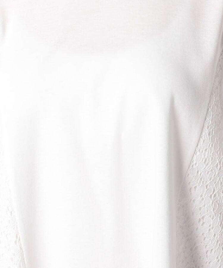 異素材半袖カットソー 6