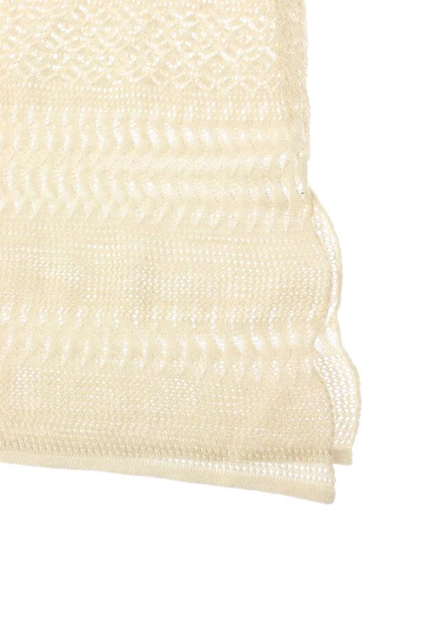 ミディアム レースラップスカート Lace Wrap skirt 12
