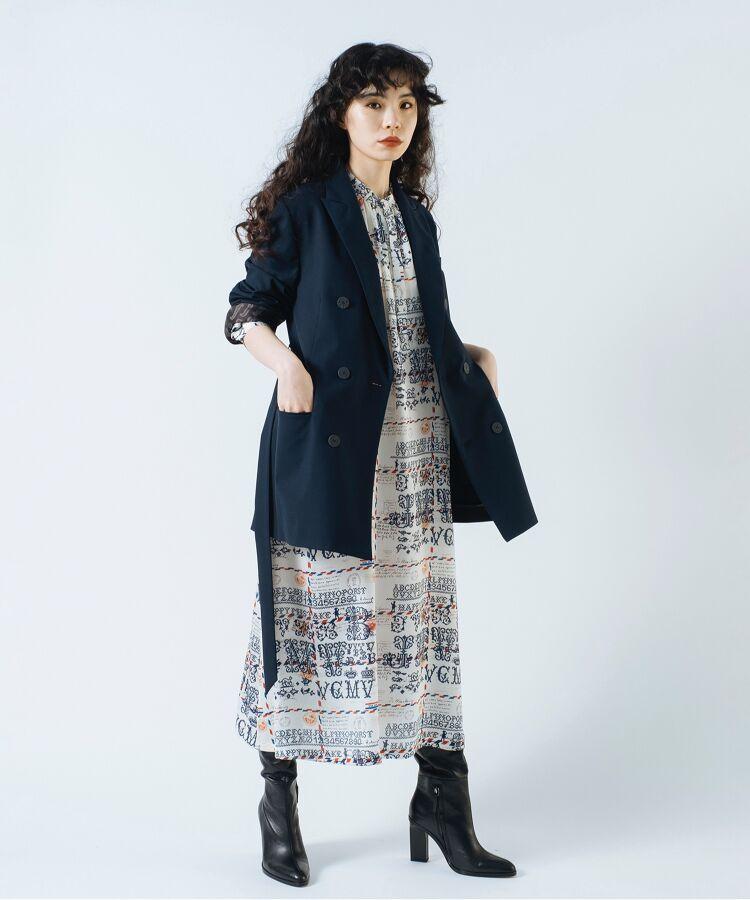 mintdesigns ミントデザインズ LETTER DRESS 4