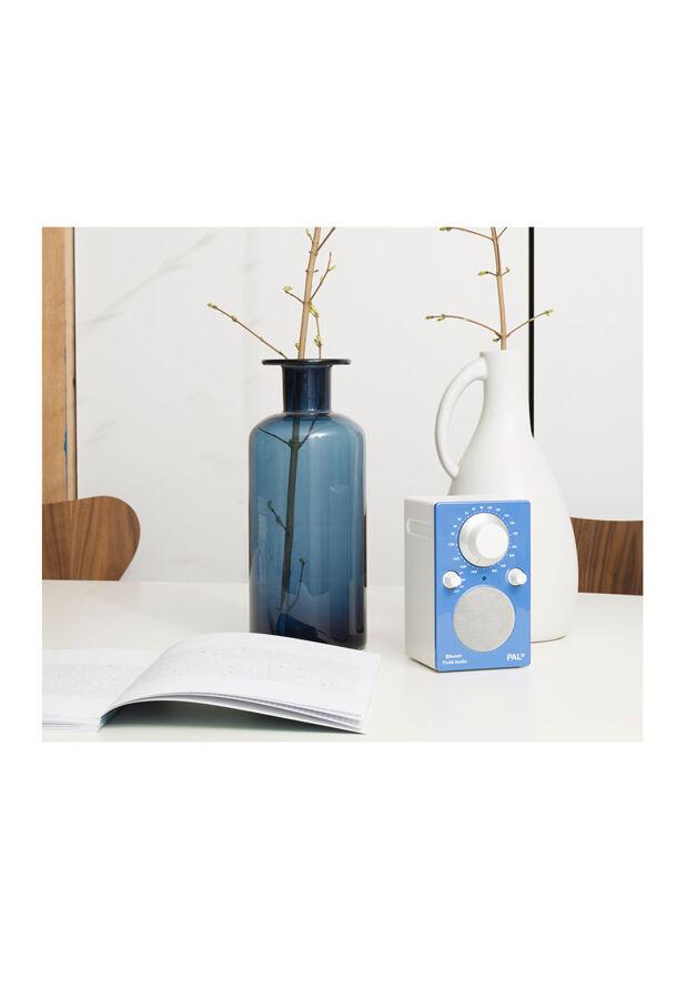 チボリオーディオ / PAL BT Glossy Blue (Bluetoothワイヤレス技術搭載ポータブル耐候性ラジオ・スピーカー) 3