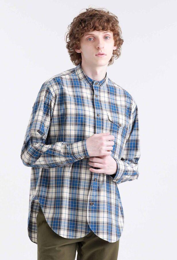 タイプライター パッチポケットシャツ 59