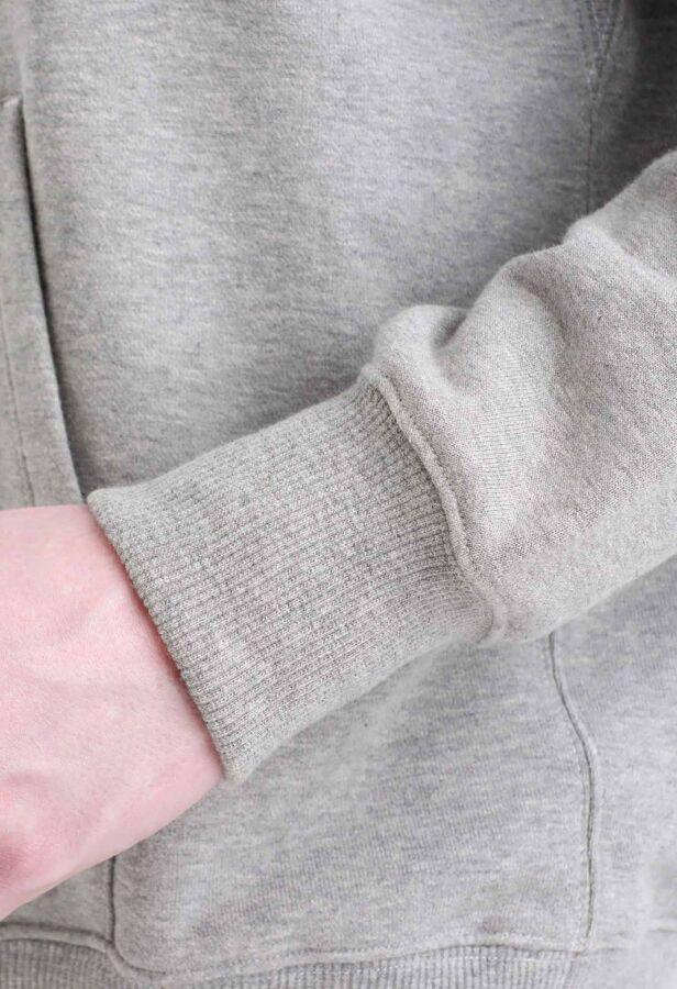 【BUCKINGHAM BEAR】クルーネックワンポイント スウェットシャツ 19