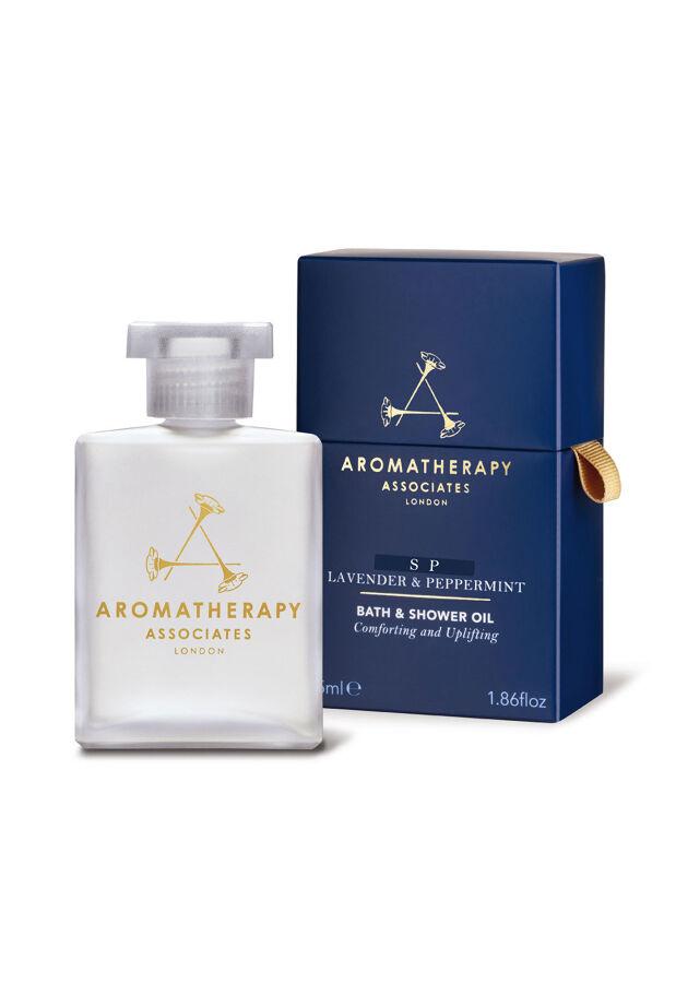アロマセラピーアソシエイツ / カーミング バスアンドシャワーオイル 55ml / バスオイル 入浴剤