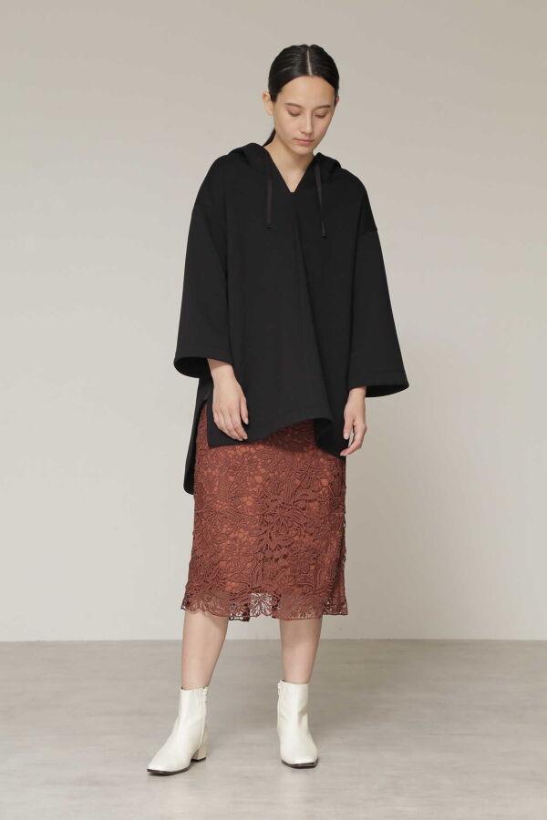 レースタイトスカート 40