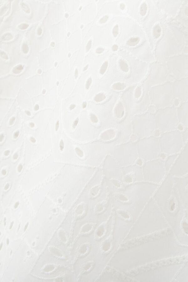 ◆幾何アイレット刺繍ブラウス 9